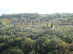 Deposito rifiuti radioattivi in Toscana: Campagna sotto Castelmuzio
