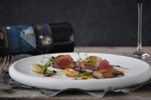 Claudia Bonera, lacuninadistagione: ricetta piccione e vino Cenerentola DOC Orcia