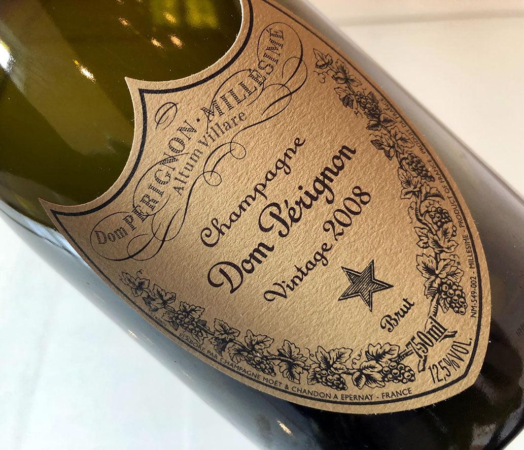 Dom Pérignon Brut-i-dieci-champagne-più-desiderati