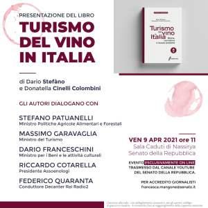 Turismo del vino in Italia di Dario Stefano e Donatella Cinelli Colombini