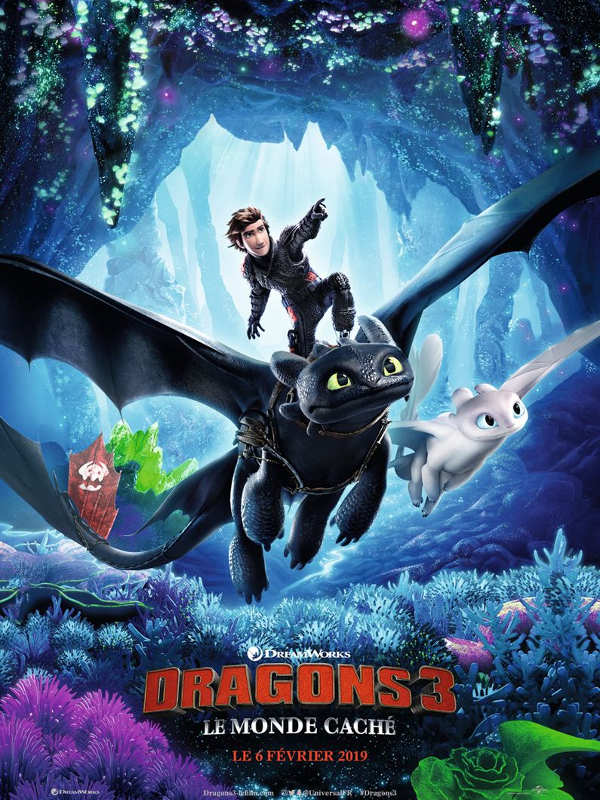 Dragon 3 - Le monde caché