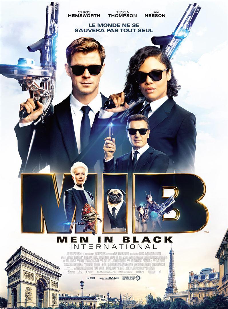 Men in Black : International