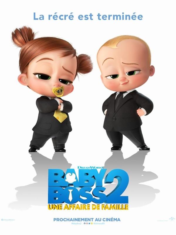 Baby Boss 2 une affaire de famille