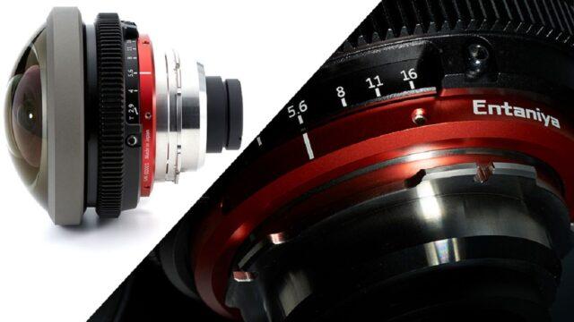 Entaniya Fisheye HAL 220 – 220 Degree FOV PL-Mount Cine Lens | Best