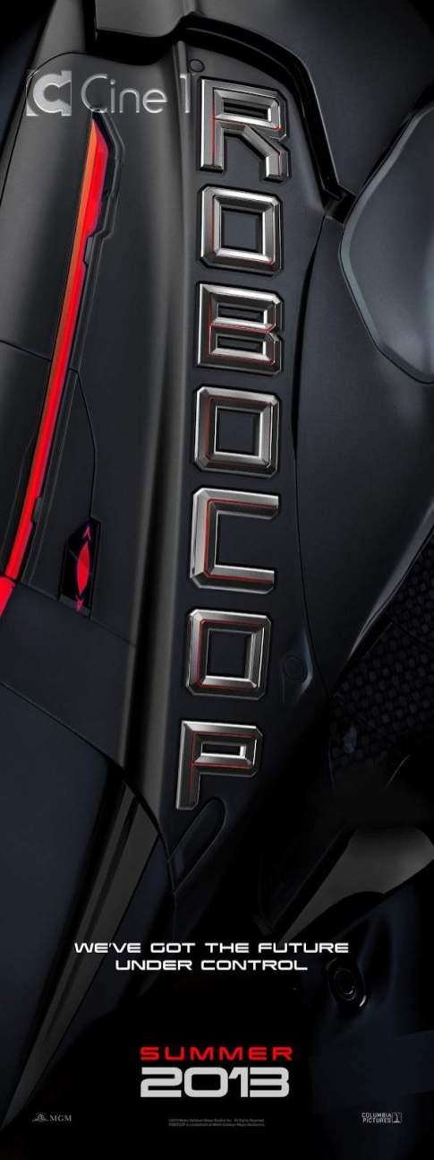 Robocop (2013) - poster 1