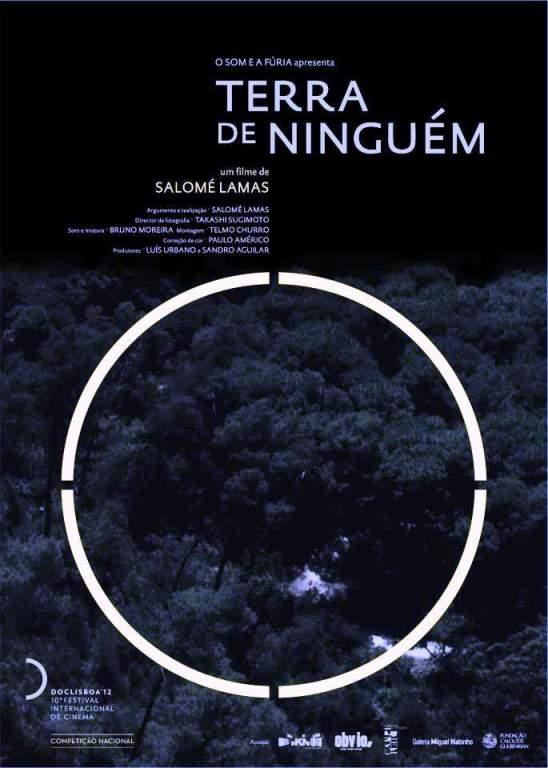 """""""Terra de Ninguém"""" (2012) - poster"""