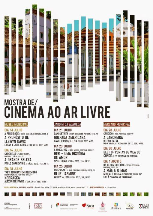 Mostra de Cinema ao Ar Livre 2014_2