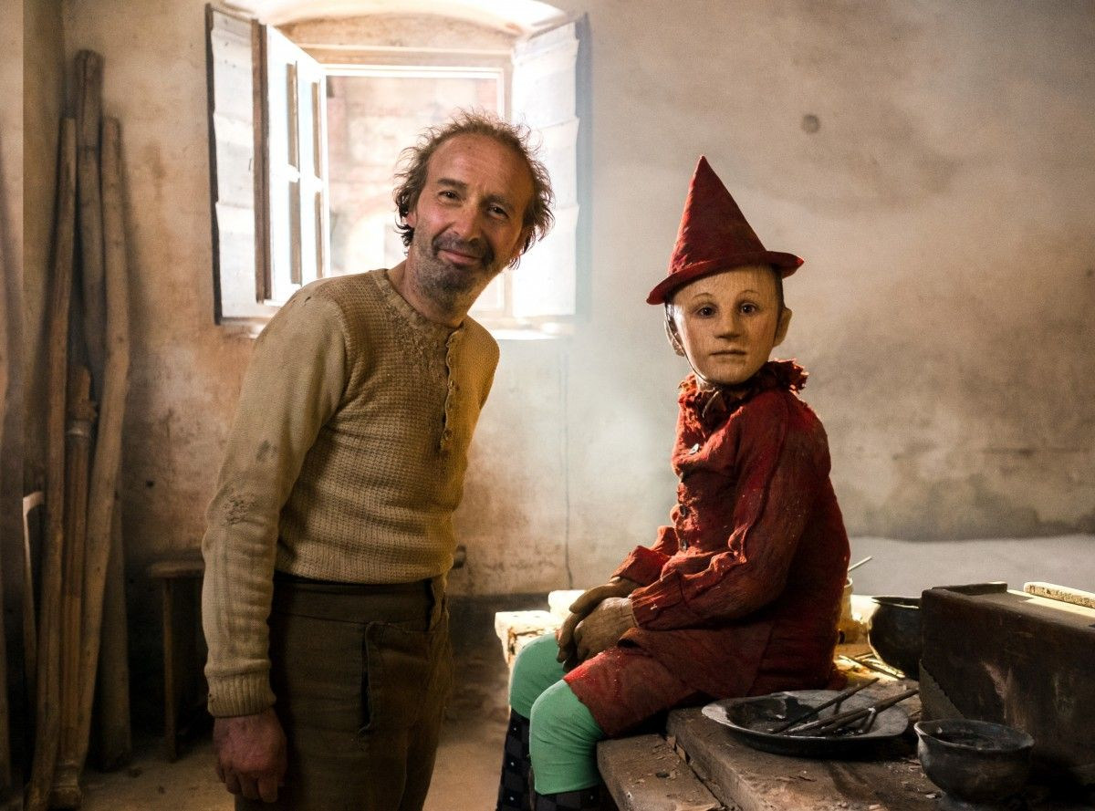 """Pinóquio"""", de Matteo Garrone, estreia em novembro nas salas de cinema -  Cinema Sétima Arte"""
