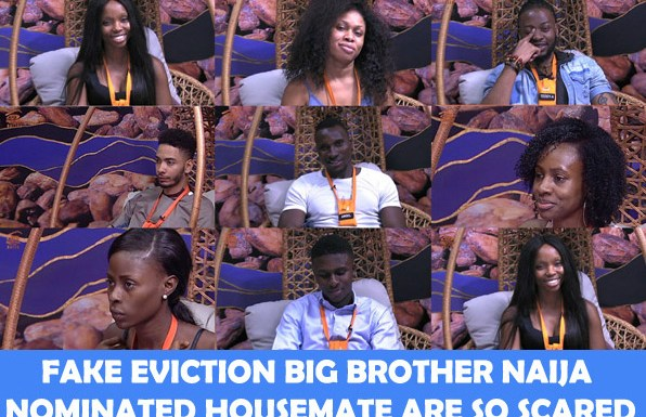 Fake-Eviction-Big-brother-Naija-Nominated-housemate-are-so-scared