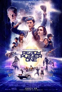 Ready Player One 2018 hd poster
