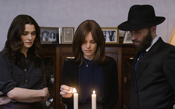 Disobedience Movie Review & Cast