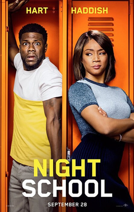Night School Trailer hd poster image