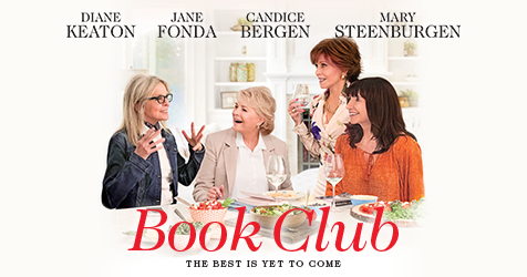 Image result for book club film 2018