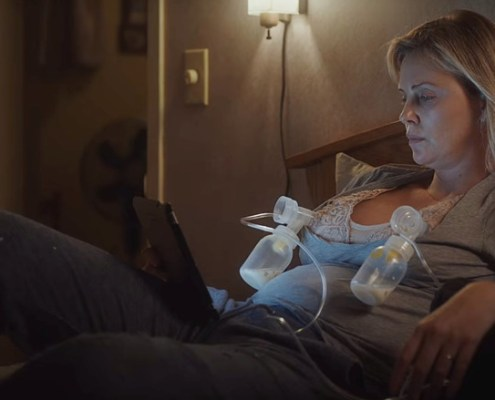 Tully movie review hd image