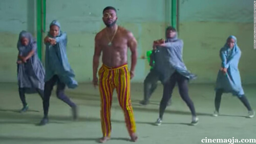 "Remove ""This is Nigeria"" Video image"
