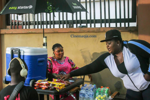ghetto Bred movie Eniola Badmus