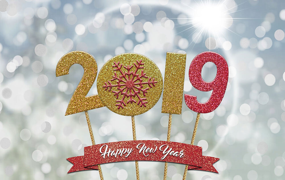 Happy New Year 2019 Messages: Best Wishes Messages/Quotes