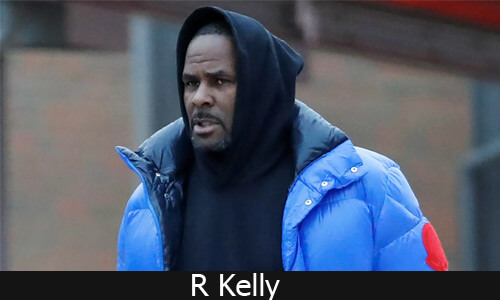 Valencia Love Pays $100,000 Bail To Get R Kelly From Jail