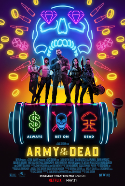 Army of the Dead   Official Trailer 2021
