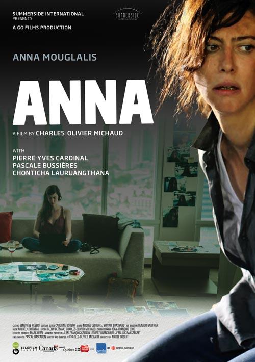"CHARLES-OLIVIER MICHAUD PRESENTA IL SUO ULTIMO FILM ""ANNA"", PROTAGONISTA ANNA MOUGLALIS"