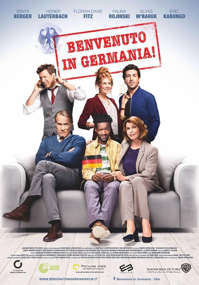 BENVENUTO IN GERMANIA!