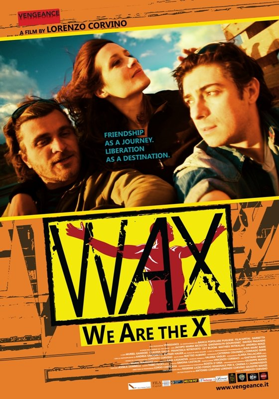 WAX - WE ARE THE X