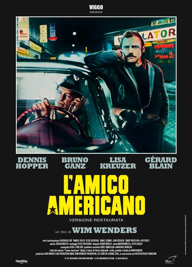 L'AMICO AMERICANO