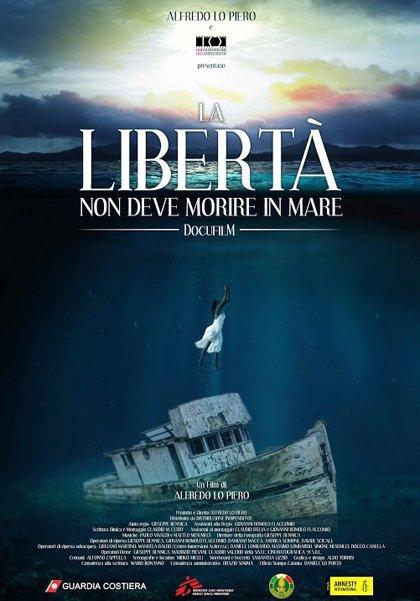 Radio Onda Rossa | il regista Alfredo Lo Piero presenta il doc 'LA LIBERTÁ NON DEVE MORIRE IN MARE'
