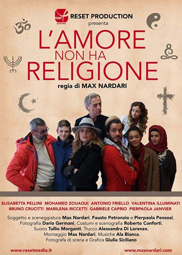 L'AMORE NON HA RELIGIONE