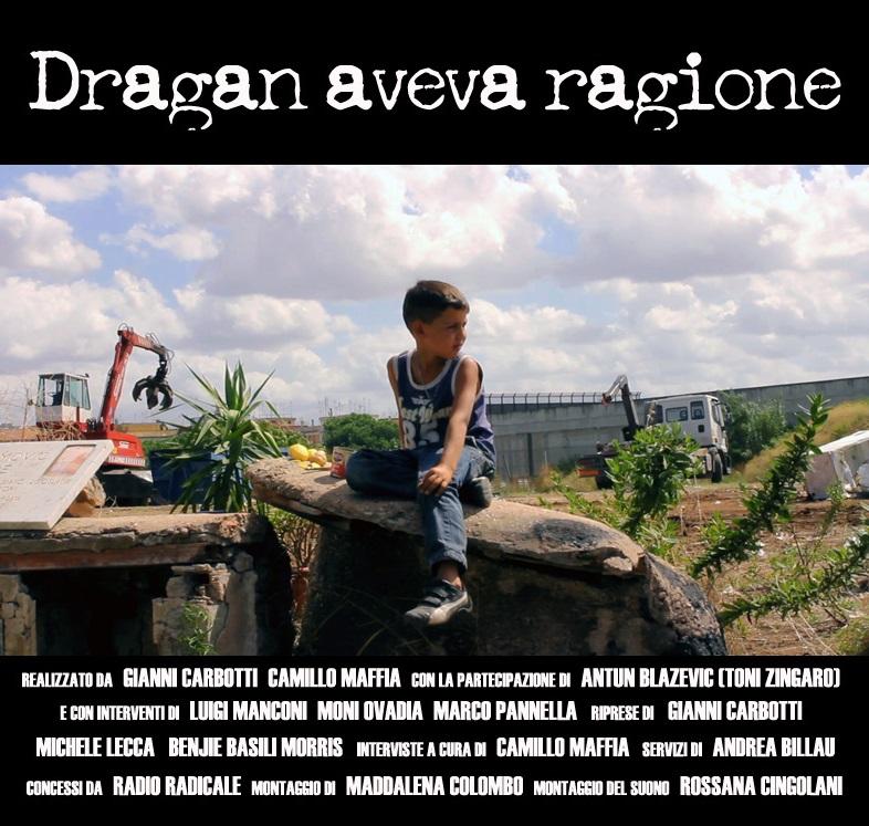 DRAGAN AVEVA RAGIONE