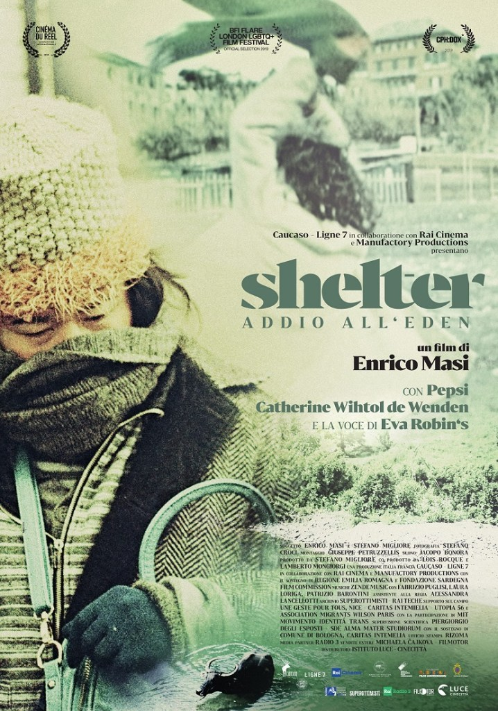 SHELTER – ADDIO ALL'EDEN
