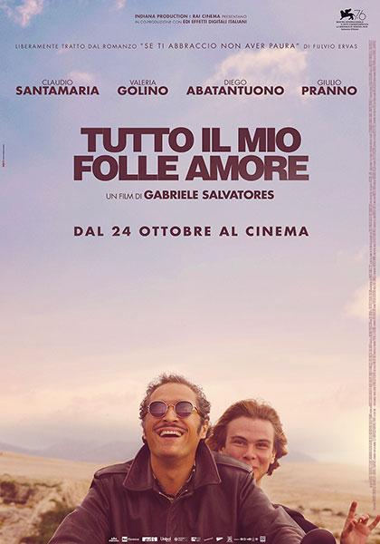 """Il Tempo – 10/12/2019 – """"Dopo Salvatores sogno Garrone"""""""
