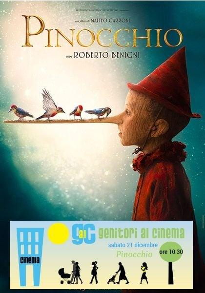 """GENITORI AL CINEMA: """"PINOCCHIO"""""""