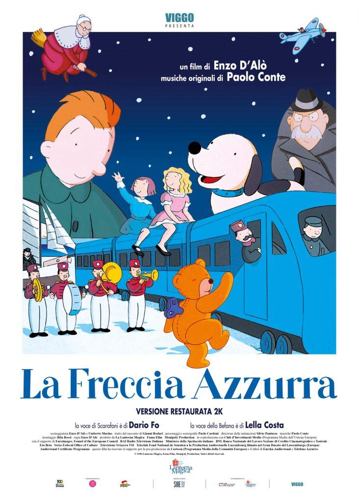 LA FRECCIA AZZURRA