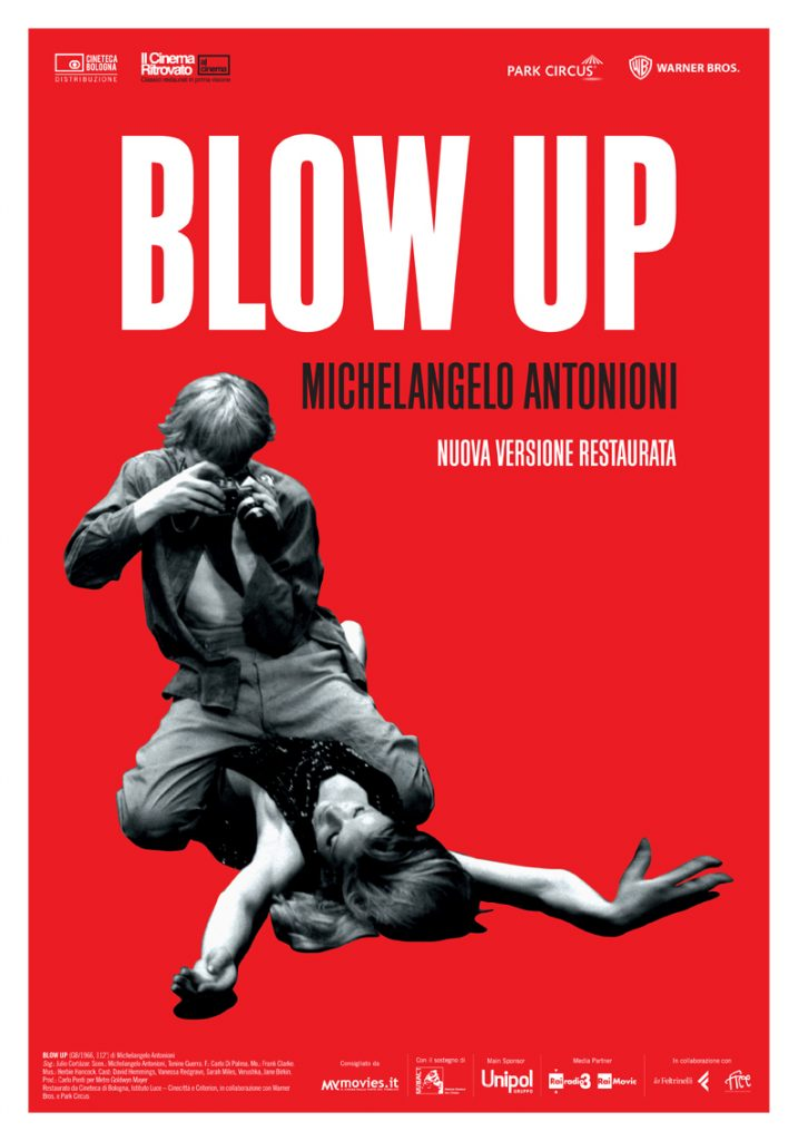 BLOW-UP (edizione restaurata) (1966)