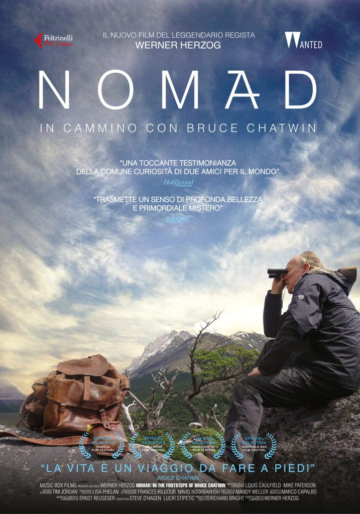 NOMAD – IN CAMMINO CON BRUCE CHATWIN