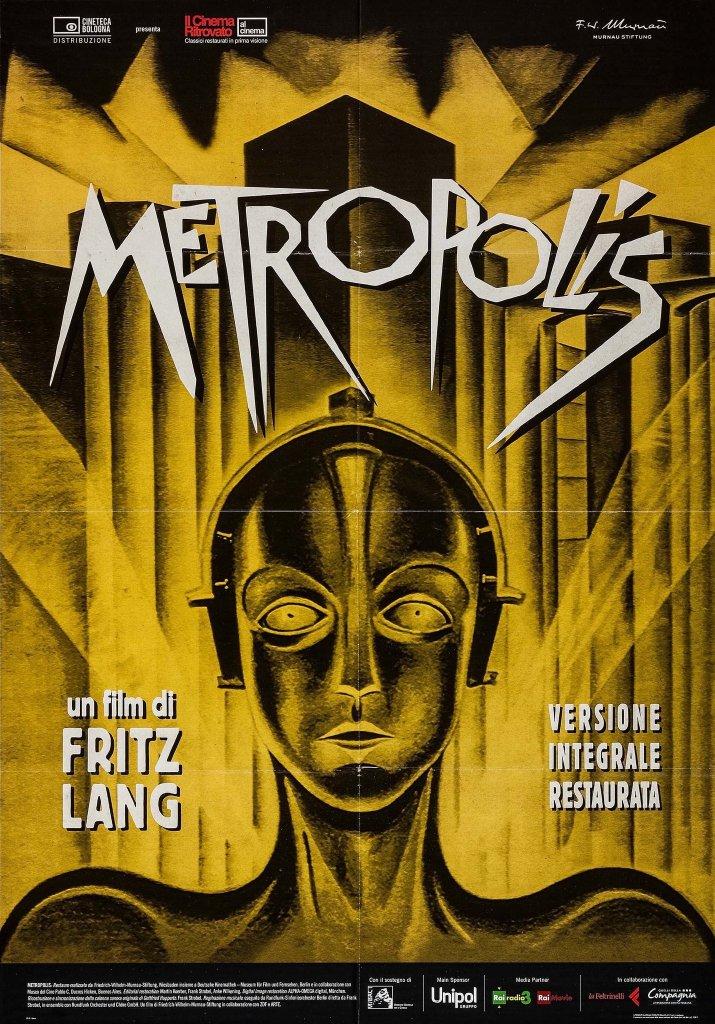 METROPOLIS – EDIZIONE RESTAURATA