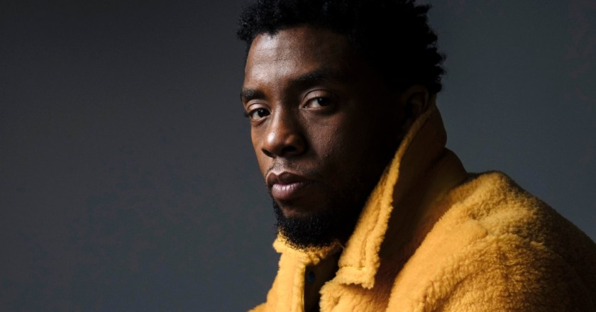 Chadwick Boseman – Forever in our Hearts.. (Final Movie)