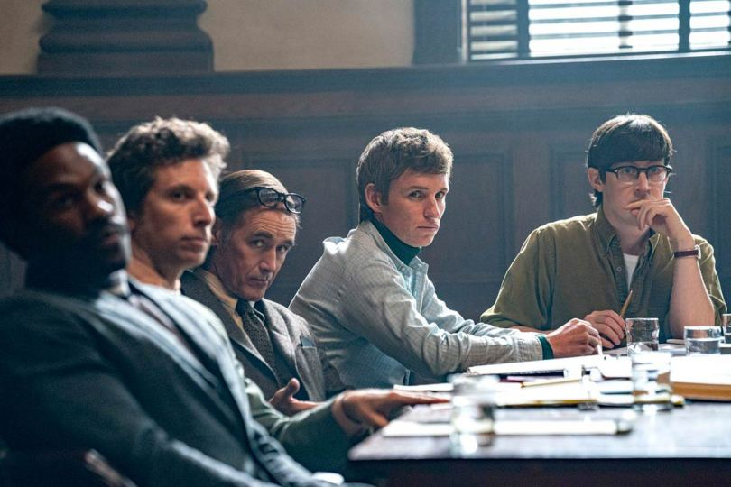 The Trial of the Chicago 7 - Cast