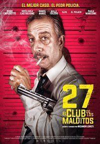 27 EL CLUB DE LOS MALDITOS - 2D CAST
