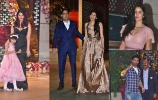 Aakash Ambani's Engagement Photos
