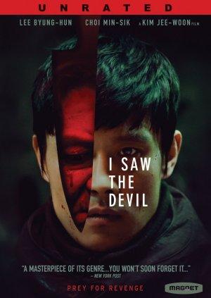 eu vi o diabo