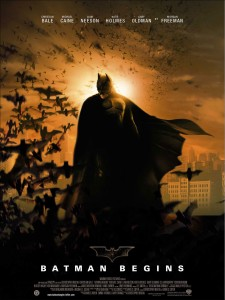 BRUCE Batman Begins