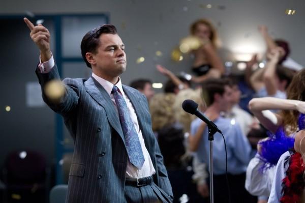 Lobo de Wall Street - Leonardo DiCaprio