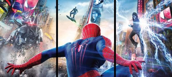 Amazing-Spider-Man-2-Official-High-Res-Banner-600x268 Videocast: O Espetacular Homem-Aranha 2