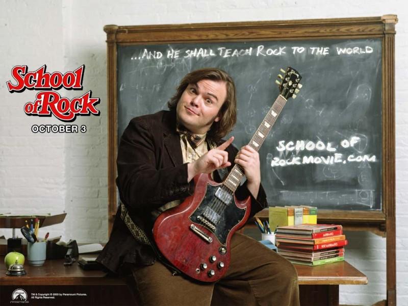 Os Melhores Filmes de Richard Linklater - A Escola de Rock