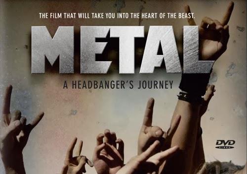 metalaheadbangersjourney Crítica: Metal: Uma jornada pelo mundo do Heavy Metal
