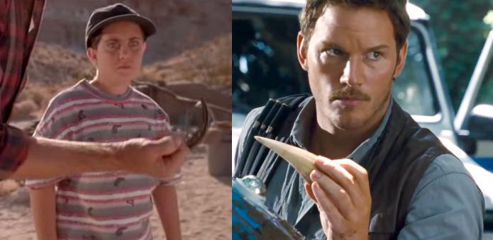 jurassic-world-CHRIS-PRATT-JA-APARECEU Teoria (maluca) sobre o personagem de Chris Pratt em Jurassic World