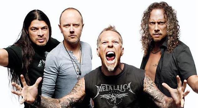 Melhores Clipes do Metallica Destaque
