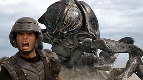 Melhores filmes que se passam no espaço – Tropas Estelares